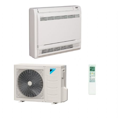 Daikin Air Conditioning Floor Console Inverter Heat Pump FVXM A++
